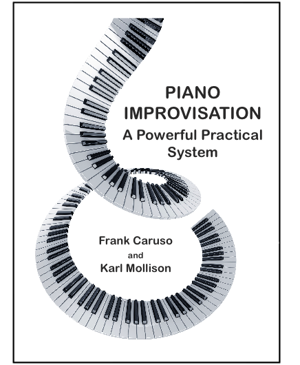 Piano piano chords improvisation : Piano Improvisation: A Powerful Practical System music lesson book